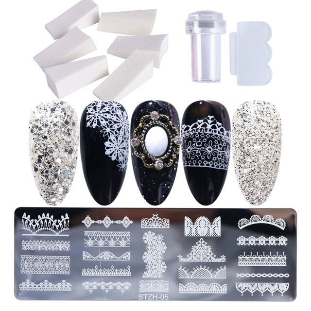 Recyclable Nail Stamper Recyclable Nail Plates