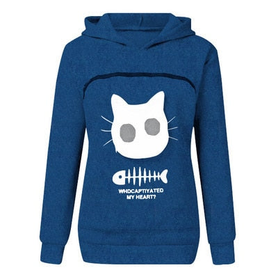 Cat Lovers Hoodie[FREE SHIPPING]