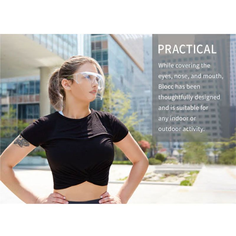 2020 New Fashion Transparent Glasses [FREE SHIPPING]
