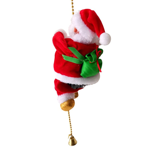 Electric Climbing Santa [FREE SHIPPING]