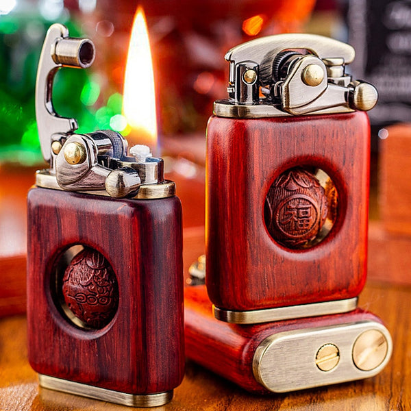 Wood Pattern Lighter[FREE SHIPPING]