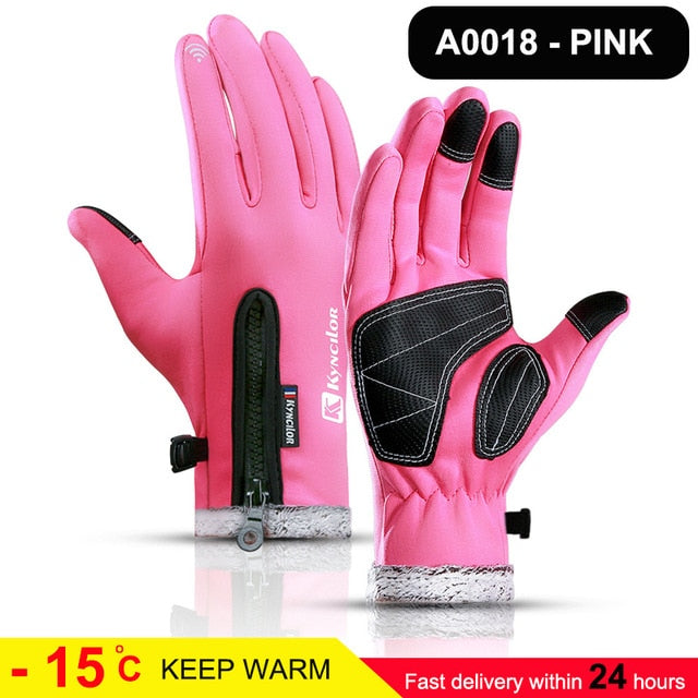 Ultimate Waterproof & Windproof Thermal Gloves[FREE SHIPPING]