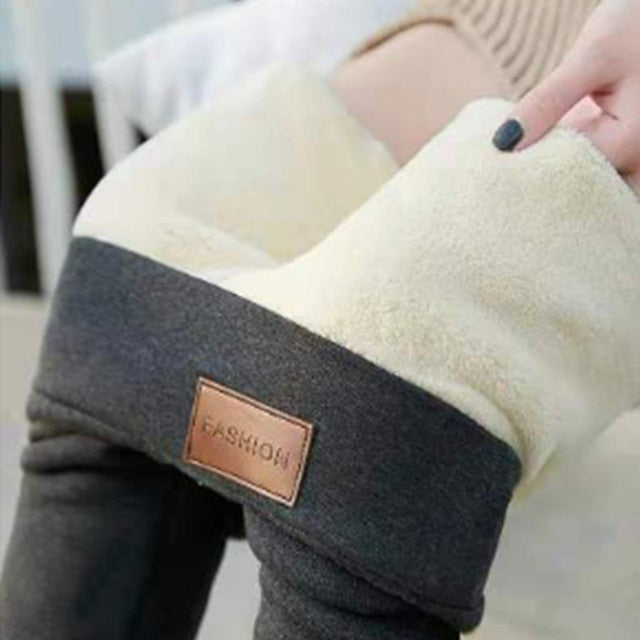 Super Thick Cashmere Leggings[FREE SHIPPING]