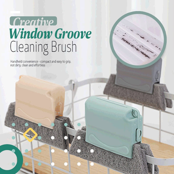 Magic Window Cleaning Brush (2Pcs) [FREE SHIPPING]