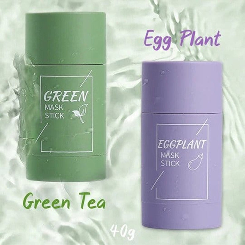 Cleansing Facial Mask Stick For All Skin Types (Women & Men) [FREE SHIPPING]⭐️⭐️⭐️⭐️⭐️