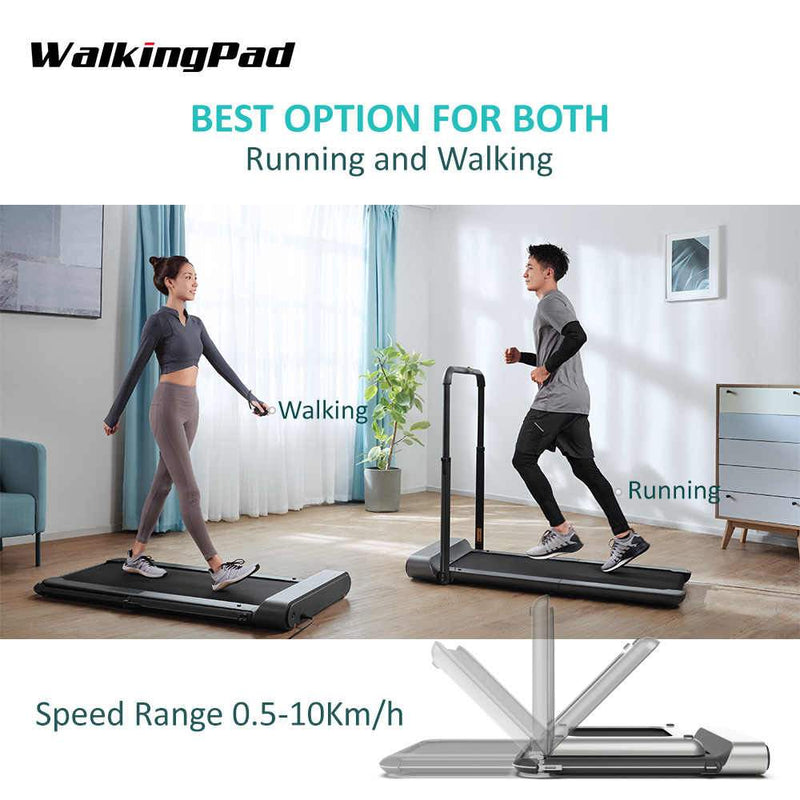 WalkingPad™ A1 Pro Smart Walk Folding Treadmill