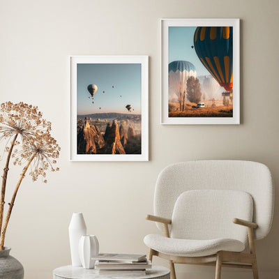 Cappadocia Magic Prints - Set of 2 - Peter Yan Studio