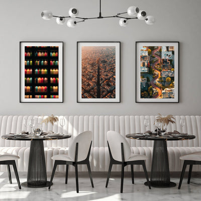 Iconic Cities Prints - Set of 3 - Peter Yan Studio