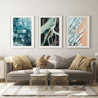 Incredible Iceland Prints - Set of 3 - Peter Yan Studio