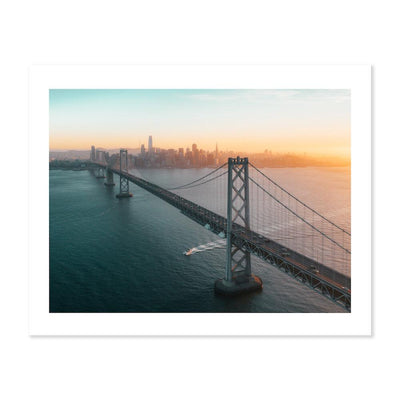 San Francisco Sunset - Peter Yan Studio