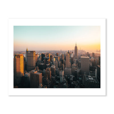 Sunset New York - Peter Yan Studio