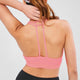 Elastic Breathable Running Athletic Vest Gym Top-Leisure Sportwear