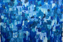 Load image into Gallery viewer, Just Start with the Blue; 7 ft x 10 ft