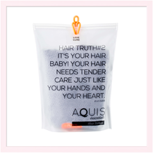 Load image into Gallery viewer, AQUIS® RAPID DRY LISSE HAIR TURBAN