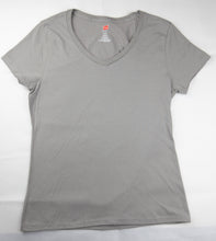 Load image into Gallery viewer, Marilyn Wahoo Logo Gray V-neck