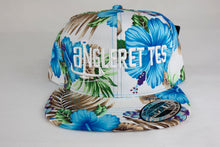 Load image into Gallery viewer, Floral Kids Snapback Hats