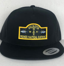 Load image into Gallery viewer, Yellowfin Logo Patch Flat  Bill Hat