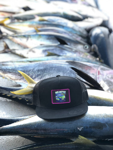 Dorado Patch Flat  Bill Hat