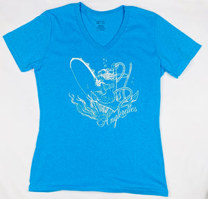 Mermaid V-neck