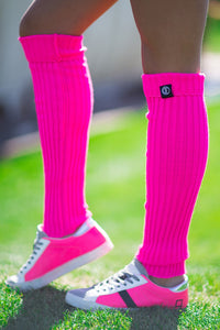 Gaiters Fuchsia Designed for Fitness Australia
