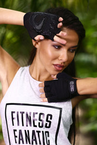 Gloves Black Designed for Fitness Australia