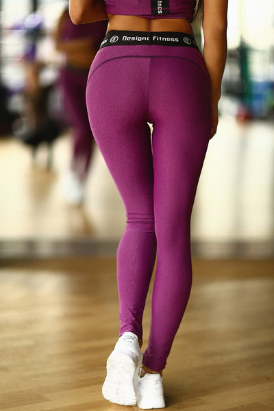 Leggings Pro Fitness Frulatto Designed for Fitness Australia back