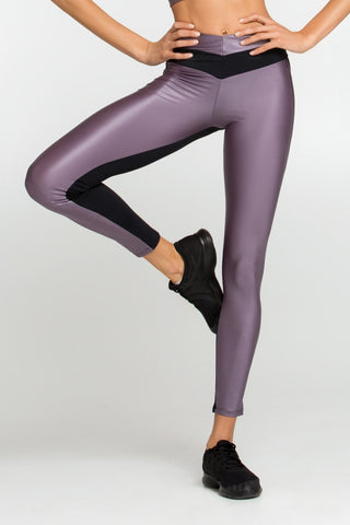 Leggings Disco Violet