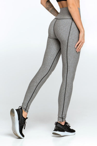 Leggings Jersey Grey
