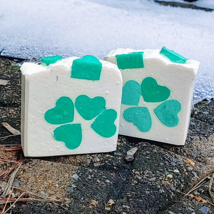 Heart O' the Irish | Artisan Soap