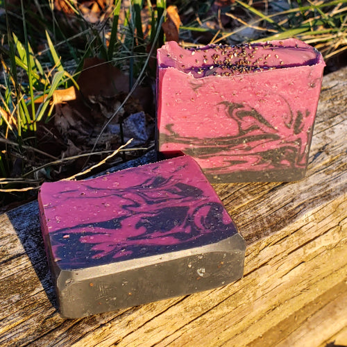 Honor | Black Raspberry Soap