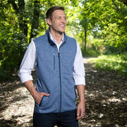 Men's Midtown Fleece Vest