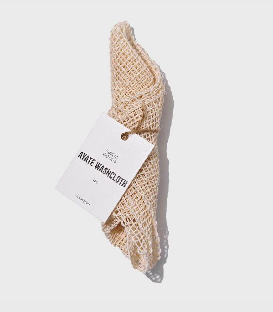 Ayate Washcloth Personal Care Public Goods
