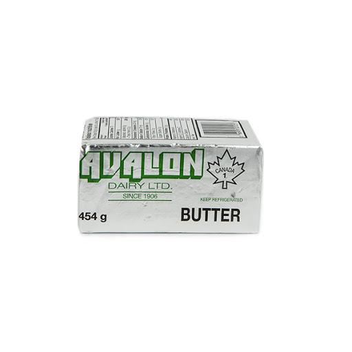 Butter - Salted - 454g Dairy Avalon Dairy