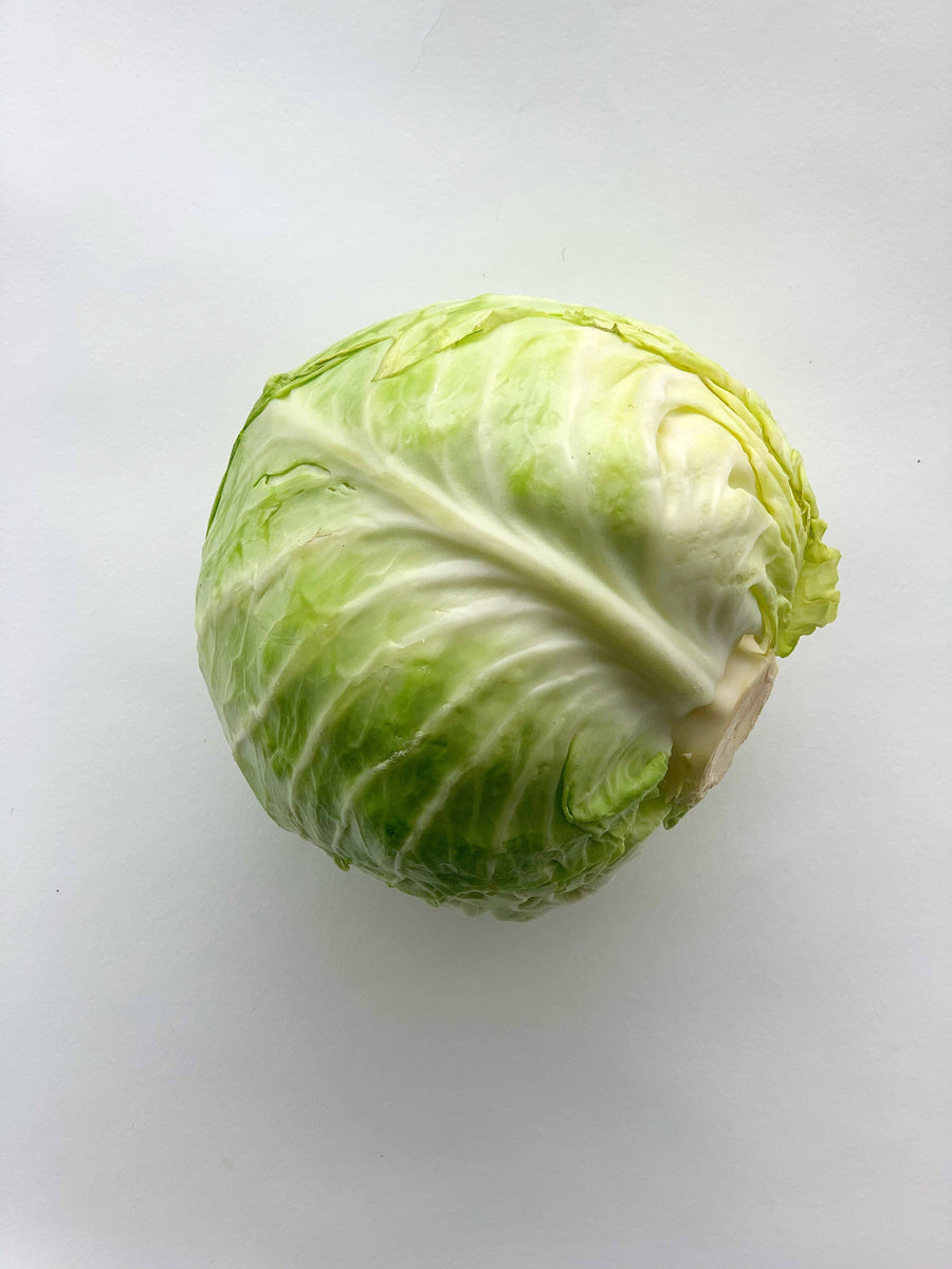 Green Cabbage - 1 head Produce FreshPoint