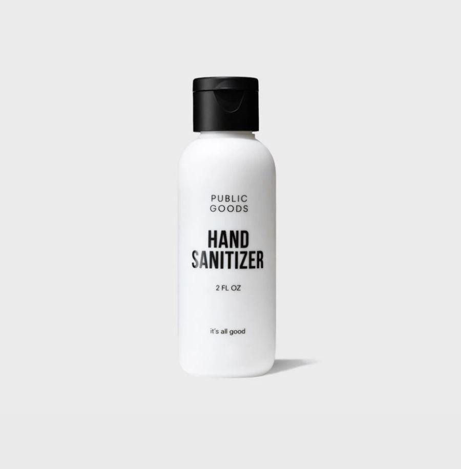 Hand Sanitizer - 2 oz Personal Care Public Goods