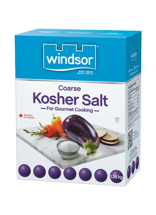 Kosher Salt (coarse) 1.36 kg Pantry The Grocery Store by Fed