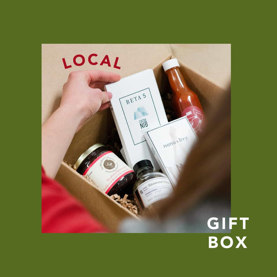 Local Holiday Box The Grocery Store by Fed