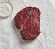 Organic Cache Creek Sirloin Beef Steak - 1 piece (Frozen) - 6oz Protein Two Rivers Meats North Vancouver