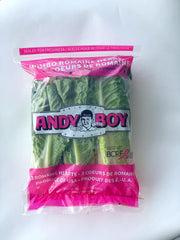 Romaine Lettuce Hearts (3 heads) Produce Andy Boy