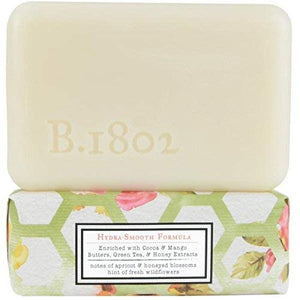 Beekman 1802 Apricot & Honey Tea Goat Milk Bar Soap - 9 oz.