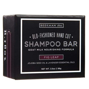 Beekman 1802 Fig Leaf Shampoo Bar - 3.6 Ounces