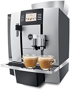 Jura GIGA W3 Professional Automatic Coffee Machine, Silver