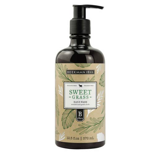 Beekman 1802 Sweet Grass Hand And Body Wash - 12.5 Fluid Ounces