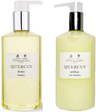Load image into Gallery viewer, Quercus Shampoo & Conditioner Set of 2 Bottles - 10.1 Fluid Ounces/300 ML Each