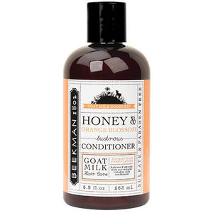 Beekman 1802 Honey & Orange Blossom Hair Conditioner - 8.9 Ounces