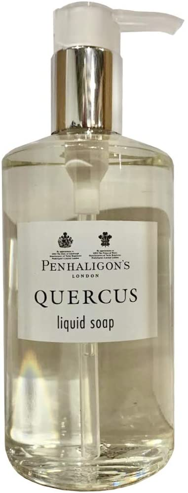 Quercus Liquid Soap - 10.1 Fluid Ounces/300 ML Each