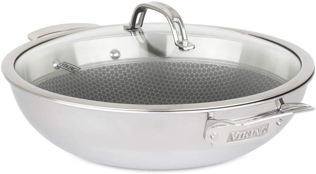 Viking Culinary 40121-1712C Viking Hybrid Plus All-in-1 Pan, 5.7 qt