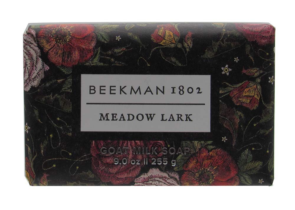 Beekman 1802 Meadow Lark Goat Milk Soap Bar - 9 oz.