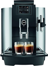 Load image into Gallery viewer, Jura Automatic Coffee Machine WE8, Chrome