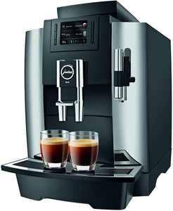 Jura Automatic Coffee Machine WE8, Chrome